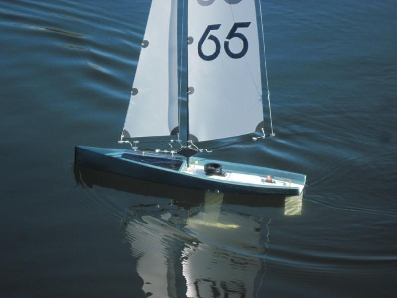 Rg65 Sail Plans